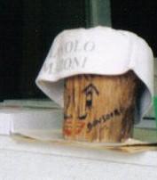 PREMIER RONDIN COUPER EN 1999 MASCOTTE DU CAMION